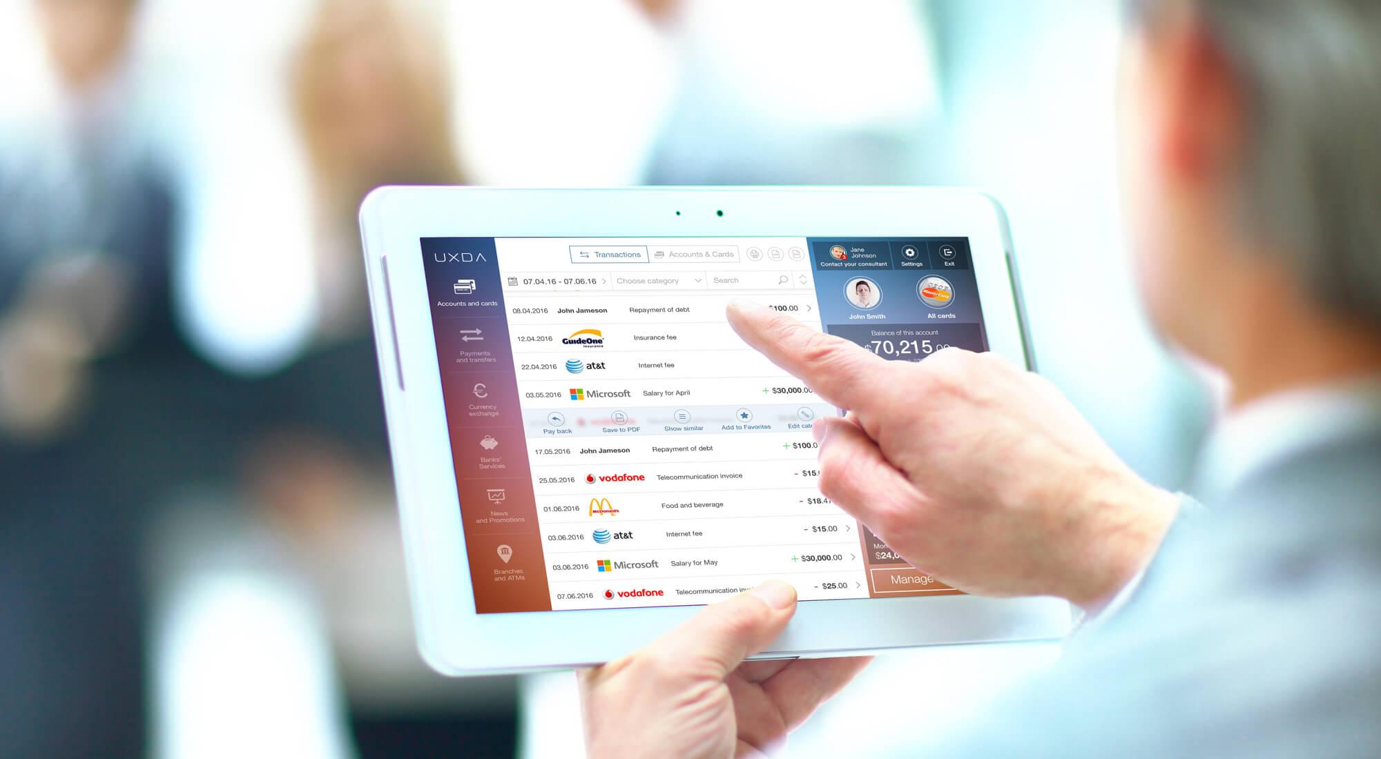 Instant Online Banking