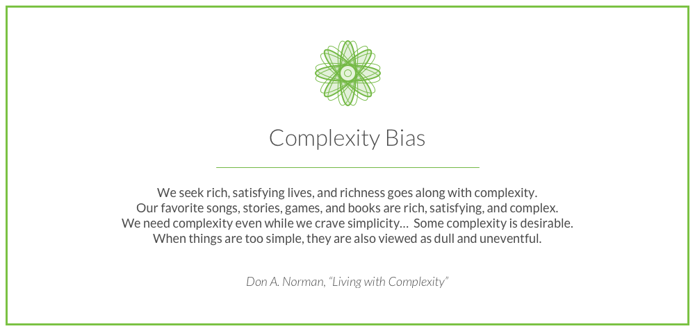 ux-user-experience-complexity-bias