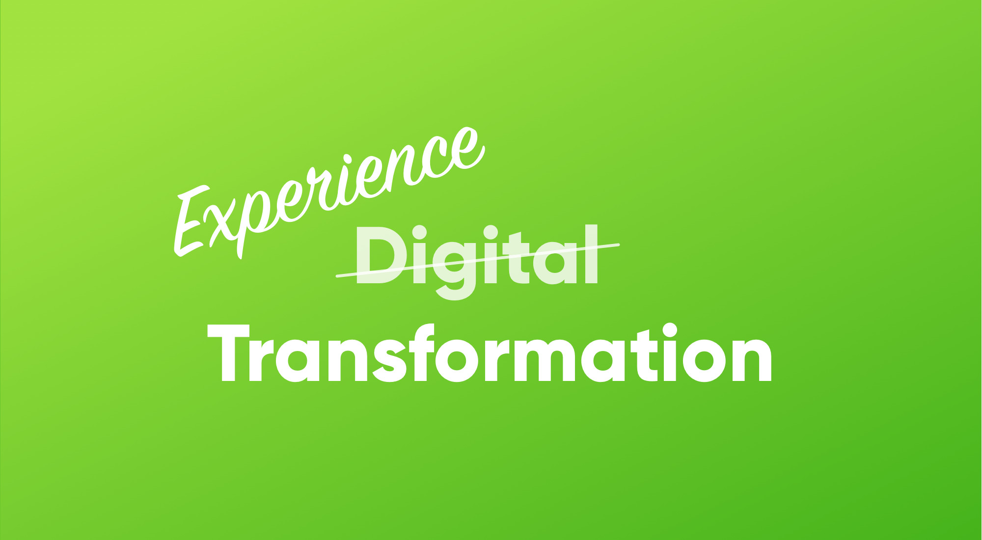 🎧 Banking Digital Transformation Fails Without User Experience Transformation