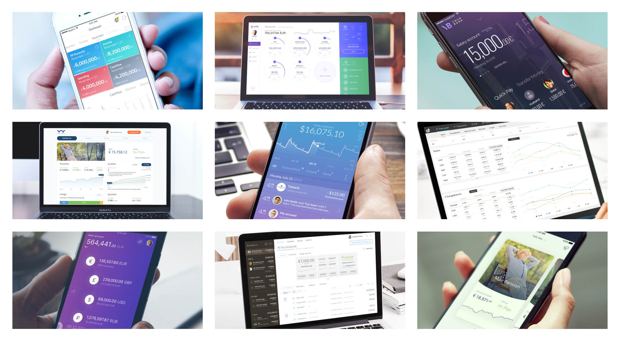 A Collection of 20 the Most Interesting Banking Design Ideas