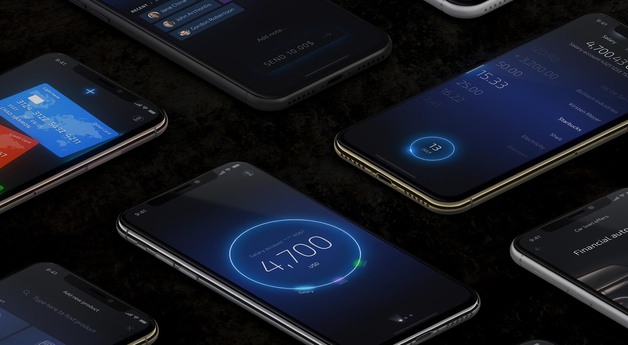 Mobile Banking Case Study: How to Design The Most Beautiful Banking App (2020)