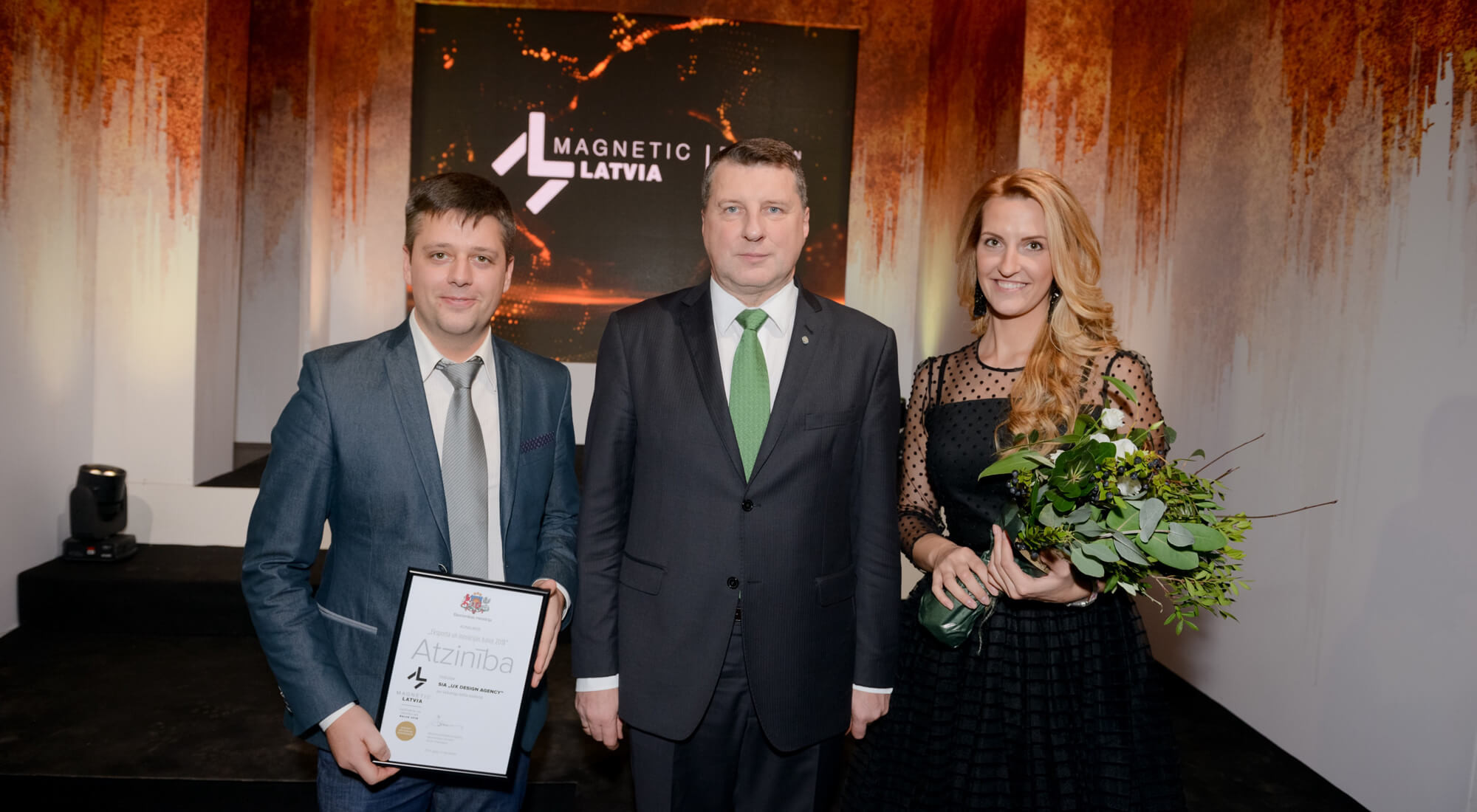 UXDA One of the Leading Companies at the Export and Innovation Awards