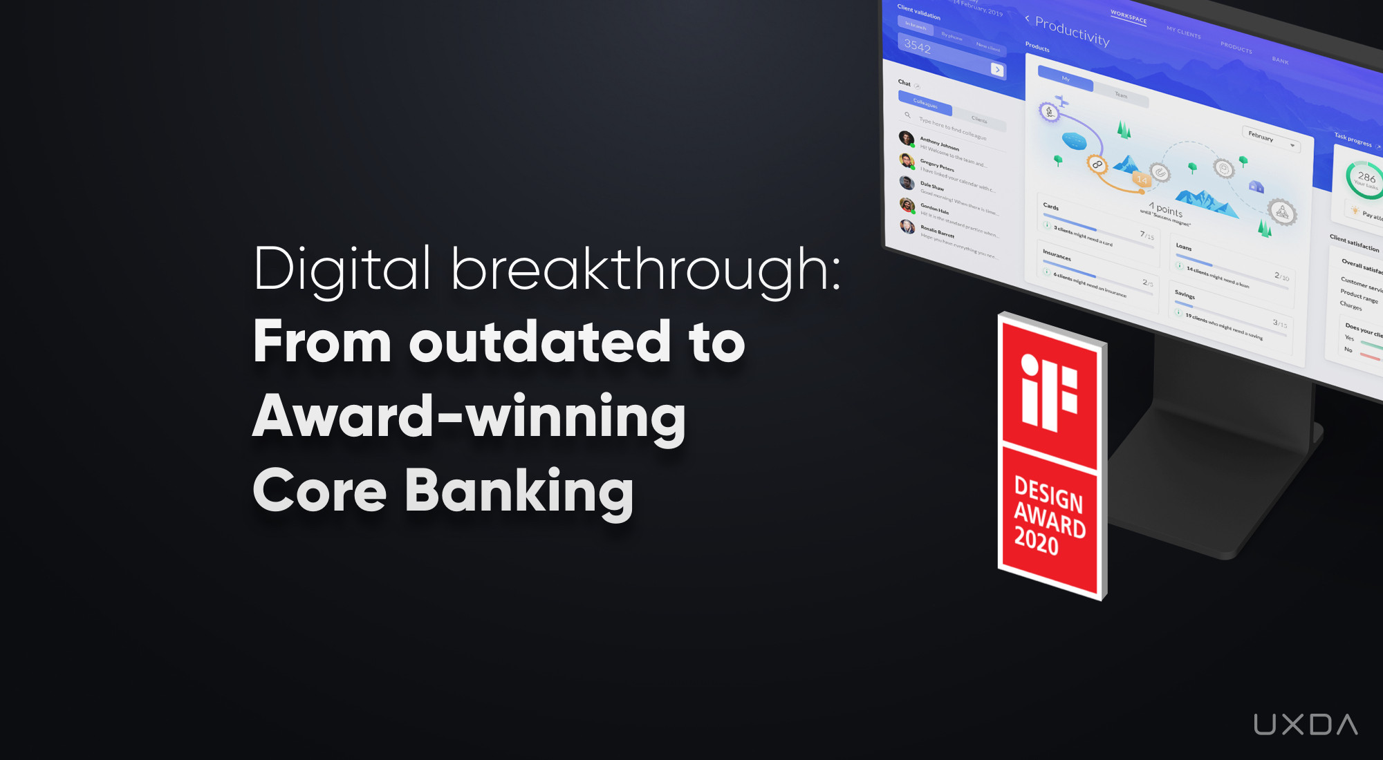 Digital Banking Breakthrough Success Story: From Outdated to Award-winning Core Banking